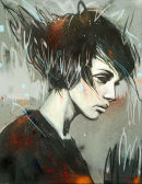'COSTUME DRAMA' BY RUSS MILLS (SOLD)