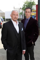 David Essex & Steve John Shepherd