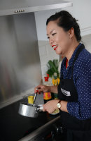 Uyen Luu - Photographed with LEISURE Range Cookers