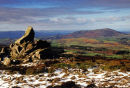 CORNDON FROM STIPERSTONES