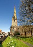 ST ALKMUND'S CHURCH, SHREWSBURY