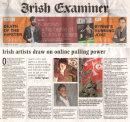 The Irish Examiner January 2015