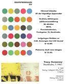 Grafik Triennalen XIV Stockholm Catalogue
